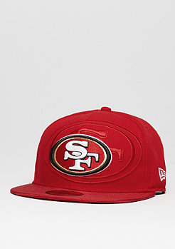 59Fifty Sideline NFL San Francisco 49ers official