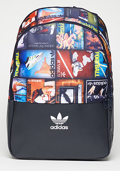 Rucksack Essential BTS multicolor
