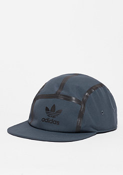 5-Panel-Cap utility blue F16/black