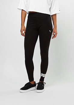 Leggings ESS Logo cotton black