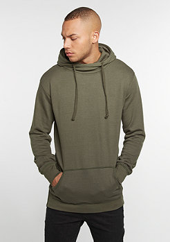 Loose Terry Long olive