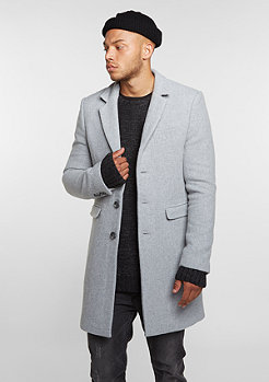Mantel Coat Kraster Grey