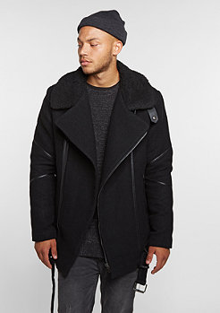Jacke Coat Krest Black
