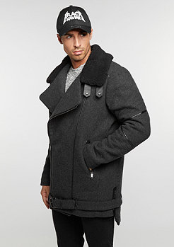 DRMTM Coat Krest Dark Grey