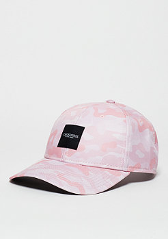 C&S Cap BL Black Curved pink/black/multicolor