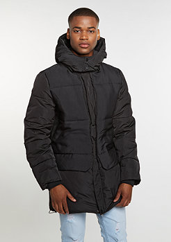 Winterjacke Heavy Long Bubble black