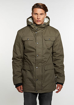 Heavy Cotton Parka olive