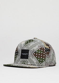 C&S Cap BL Paiz woodland/white