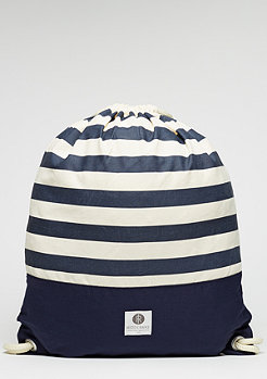Peter navy stripe