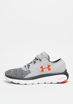 Speedform Fortis 2 Txtr overcast grey/white/bolt orange