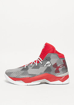 Basketbalschoen Curry 2.5 tred/aluminium/red