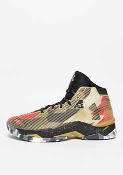 Basketbalschoen Curry 2.5 metallic gold/black/white