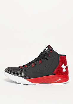 Torch Fade black/red/white