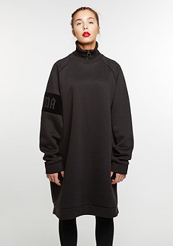 Fenty by Rihanna Sweatshirt Oversized Neck Zip black