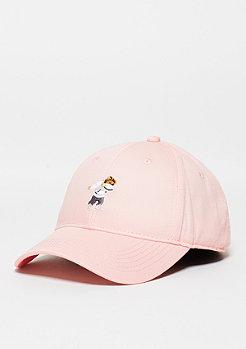 Baseball-Cap Dabbin Crew Curved pink/multi