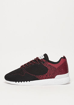 Easy Run Gator Knit black/wine