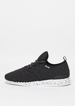Schuh Moc Lau Spots black
