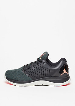 Trainer 1 Winter black/bright mango/green