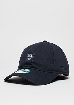 Baseball-Cap Crafted Tonal Patch navy