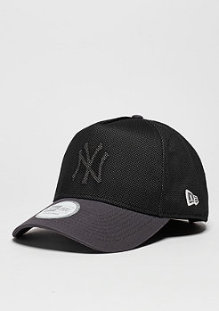 Cut Out Mesh MLB New York Yankees graphite