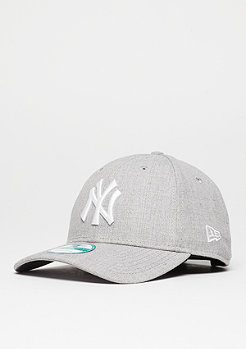 Heather Essentials 9Forty MLB New York Yankees heather grey