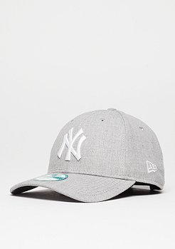 Heather Essentials 9Forty MLB New York Yankees heather grey