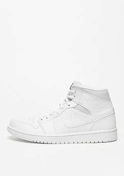 Air Jordan 1 Mid white/black/white