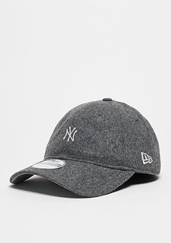 Baseball-Cap Wool MLB New York Yankees grey