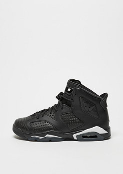Air Jordan 6 Retro BG black/black/white
