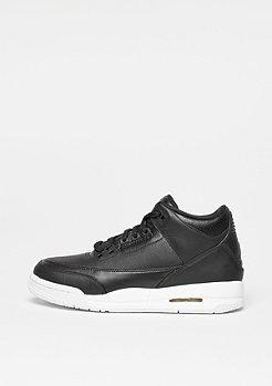 Jordan Basketballschuh Air Jordan 3 Retro BG black/black/white