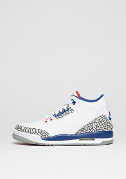 Air Jordan 3 Retro OG BG white/fire red/tr bl/cmnt gry