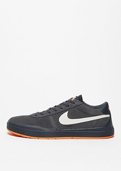 NIKE SB Skateschuh Bruin Hyperfeel XT anthracite/white/clay orange