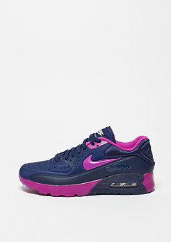 Schuh Air Max 90 Ultra SE (GS) midnight navy/hyper volt/blue tint
