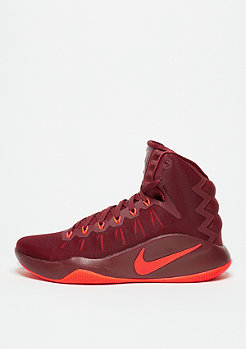 Basketballschuh Hyperdunk 2016 team red/total crimson