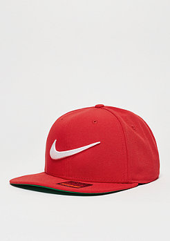 Swoosh Pro university red/pine green/black/white