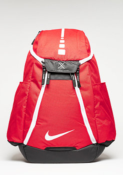 Rucksack Hoops Elite Max Air Team 2.0 university red/black/white