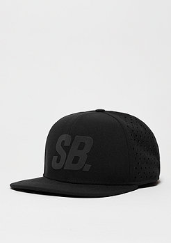 Trucker-Cap Reflect Perf black/black/reflect black