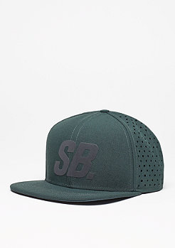 Trucker-Cap Reflect Perf seaweed/black/reflect black