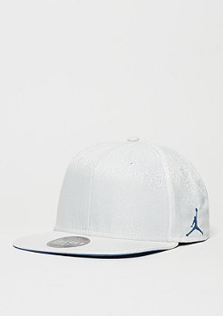 Snapback-Cap 3 Retro white/true blue