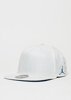3 Retro Hat white/true blue