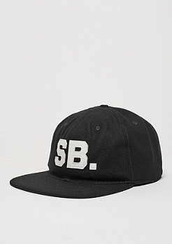 Baseball-Cap Infield Pro black/pine green/black