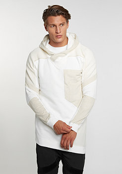 Hooded-Sweatshirt Kruger Offwhite