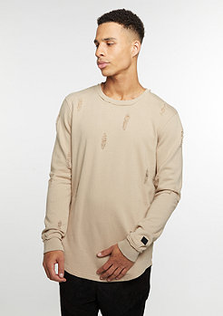 Black Kaviar BK Sweater Klimt Sand