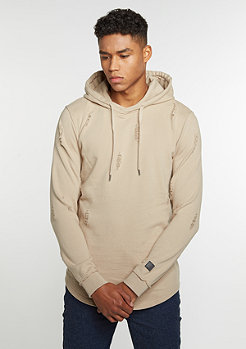 Hooded-Sweatshirt Kidji Sand