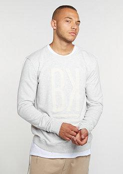 Sweatshirt Sweater Kiss Grey