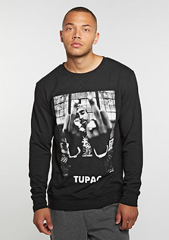 Sweatshirt 2Pac black