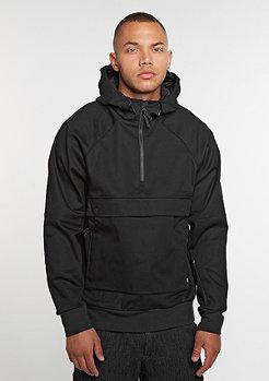 Everett Anorak black/black/black