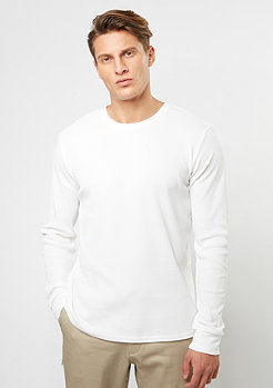 Sweatshirt Thermal Top ivory/ivory