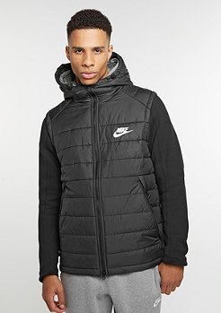 Übergangsjacke Sportswear Advance 15 black/black/white