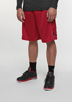 Sportshort Double Crossover gym red/black/black